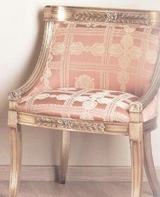 精致欧式家具古典椅图片