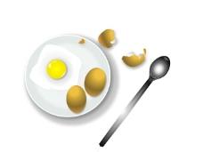 鼠绘鸡蛋图片