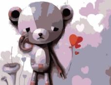 玩偶小熊圖片