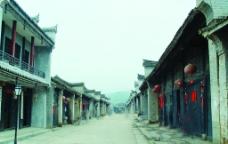 清代街图片