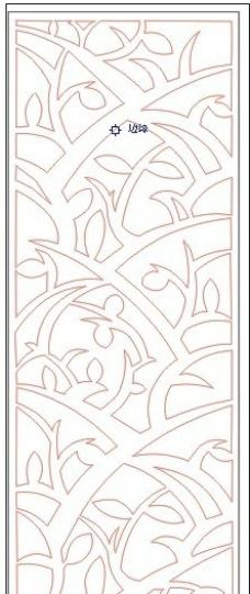 木雕花格图片