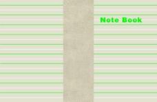 16K布紋效果筆記本2NOTE BOOK圖片