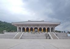 黄帝陵摄影图片