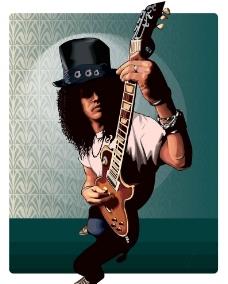 吉他英雄图片