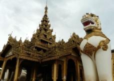 緬甸 勃古 瑞達良寺图片