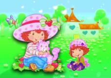 草莓娃圖片