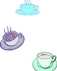 热咖啡图片