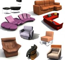 140个现代沙发之7图片