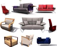 140个现代沙发之9图片