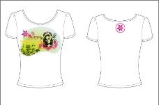 t shirt T恤 印花图片