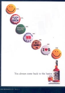 烟酒食品广告创意0116