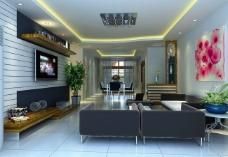 室内客厅(缺少外部文件)图片